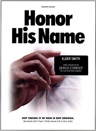 Mormon Message
