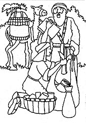 coloring pages nephi liahona - photo#9