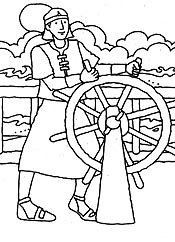 coloring pages nephi liahona - photo#2