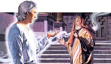 Zacharias was a priest