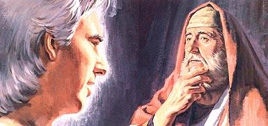 Zacharias didn't believe the angel