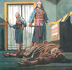 Soldiers killed Zacharias