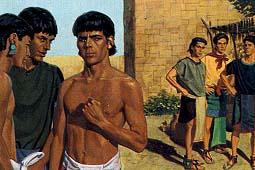 Lamanites again