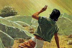 Jesus visited Mormon