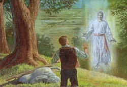 Moroni told Joseph to return each year