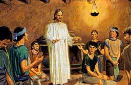 Jesus appeared
