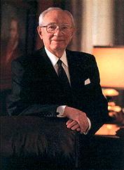 Gordon B. Hinckley