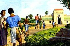 Lamanites obeyed God