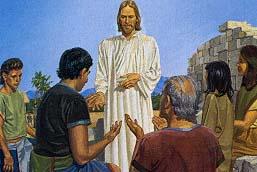 The people testify of Jesus