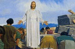 They worship Jesus