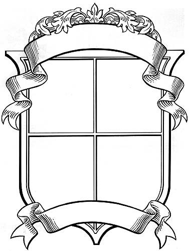 blank family crest - photo #45
