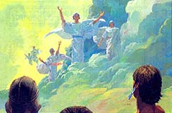 Lamanites were blessed
