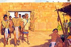 Lamanites became righteous
