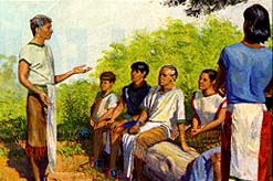 Alma teaches about faith in God