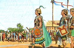 Nephites wanted freedom