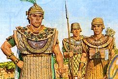 Nephite armor