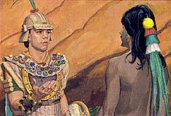 Nephites didn't want to kill Lamanites