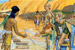Zerahemnah tried to hill Moroni