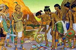 Many Lamanites promise