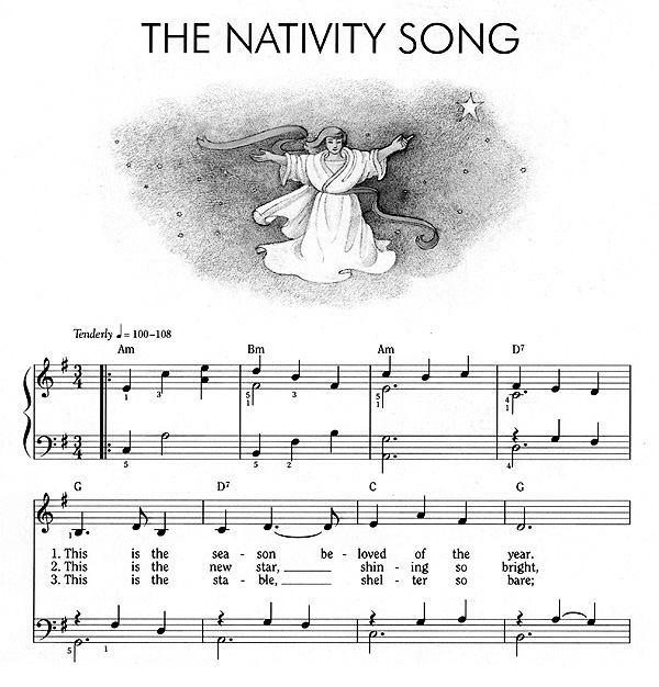 Music, The Nativity Song