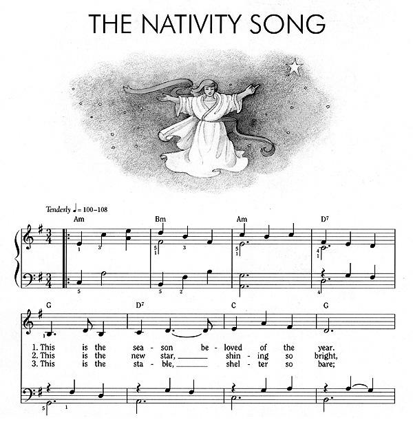 O Little Donkey Lyrics The Nativity Song - Li...