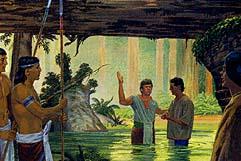 Lamoni taught about Jesus