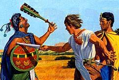 Amón defendió Lamoni