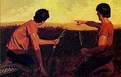 Lamanites in the land