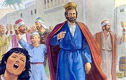 Jaredites chose a king