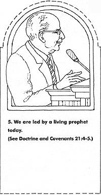 living prophet