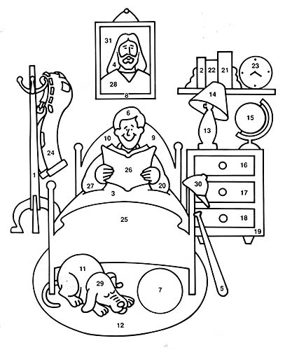 Lds coloring pages reading scriptures - a-k-b.info