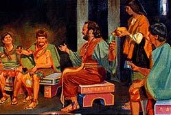 Noah was wicked