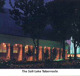 The Salt Lake Tabernacle