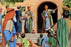 People in Jerusalem wicked