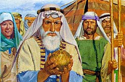 The Liahona only worked when they were faithful