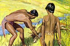 The Lamanites