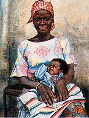 Madonna of Benin