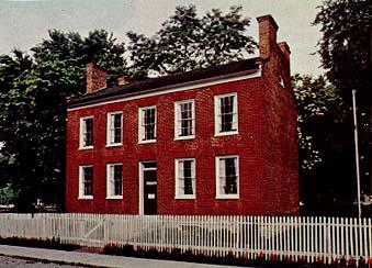 Wilford Woodruff's Nauvoo home