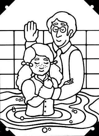 liahona coloring page - sharing time a day and a promise to remember liahona