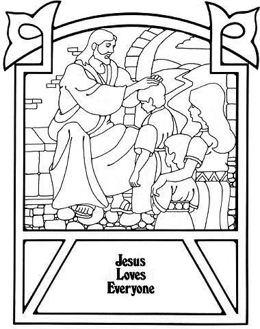Jesus Loves Everyone
