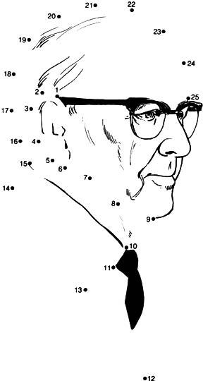 Spencer W. Kimball dot-to-dot