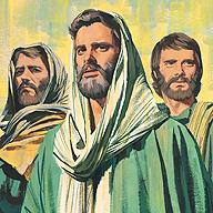 Peter, James and John