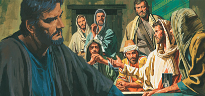 Judas Iscariot would help the wicked people