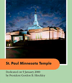 St. Paul Minnesota Temple