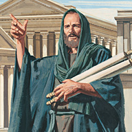 Paul became an Apostle