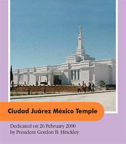 Ciudad Juárez México Temple