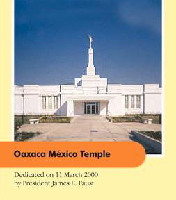 Oaxaca México Temple