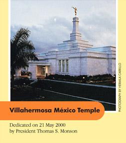 Villahermosa México Temple