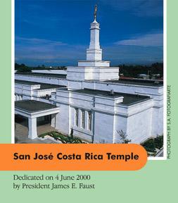 San José Costa Rica Temple