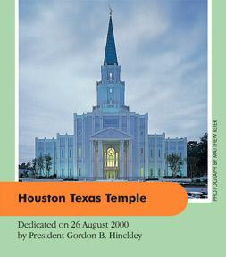 Houston Texas Temple